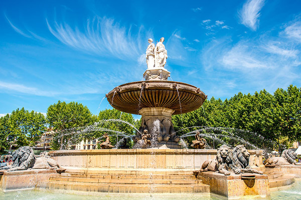 French city break: Aix en Provence