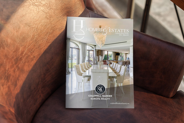 Le magazine Homes & Estates 2021 est disponible !