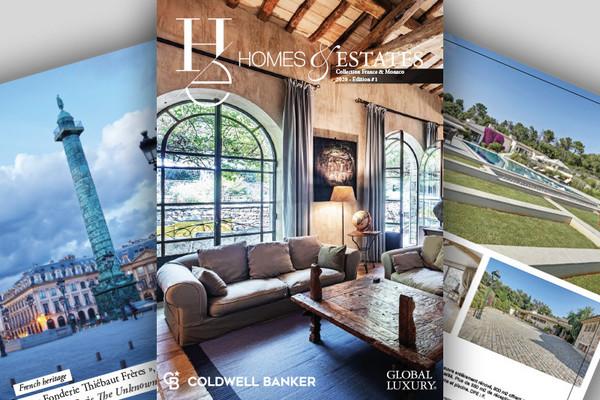 Découvrez le magazine Homes & Estates 2020#1