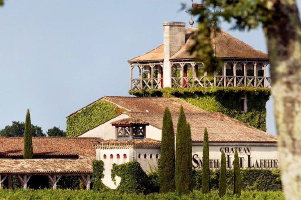 French gastronomy : Château Smith Haut-Laffite : Incarner le luxe Français