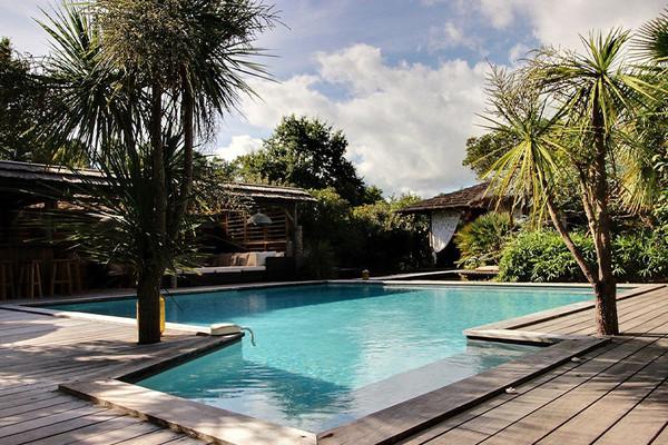 5 Propriétés avec piscine sur l'Atlantic Riviera