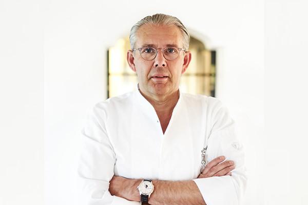 Peter Goossens, le chef belge