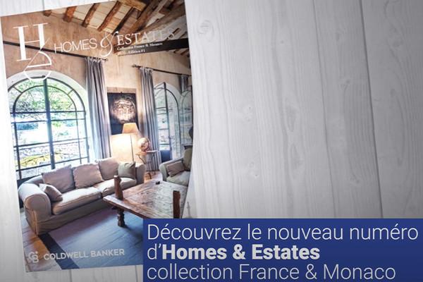 Découvrez la nouvelle édition de Homes & Estates collection France & Monaco en vidéo