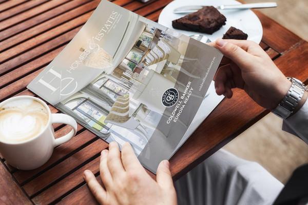 Vidéo de présentation du magazine Homes & Estates