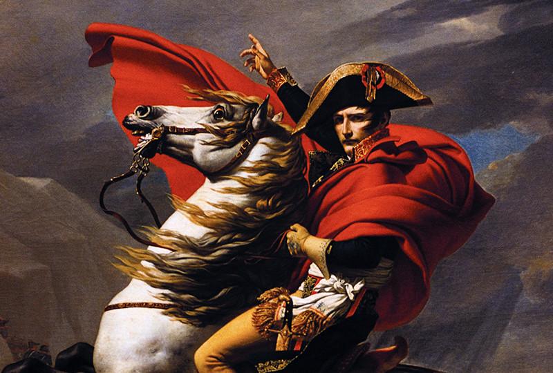 The heritage of Napoleon Bonaparte