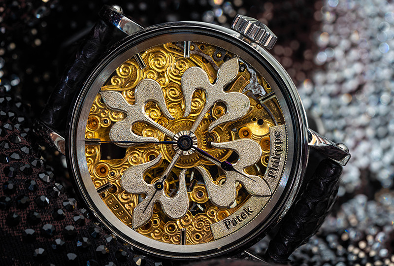 Patek Philippe, the world's most expensive watch
