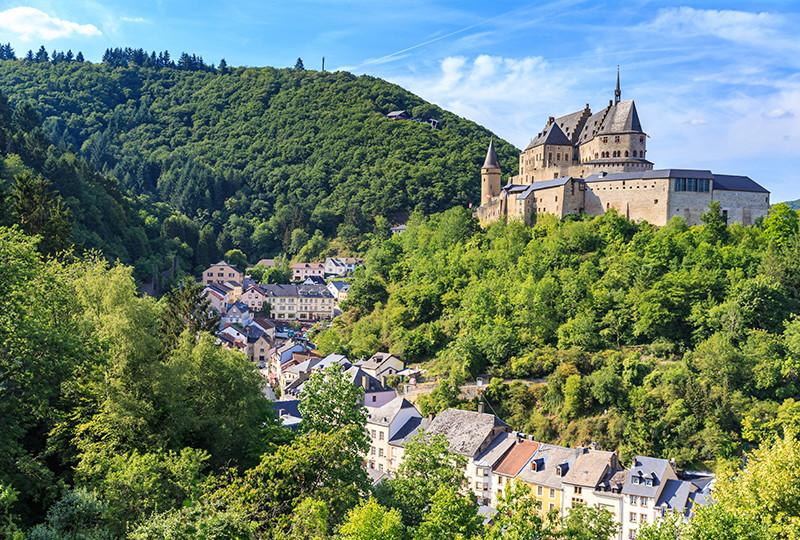 City break: Luxembourg