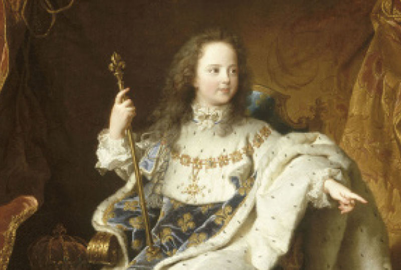 Hyacinthe Rigaud : The portrait artist of Kings