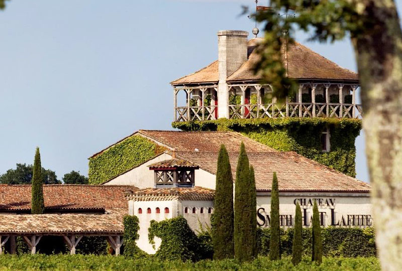 French gastronomy : Château Smith Haut-Laffite :To Represent french luxury