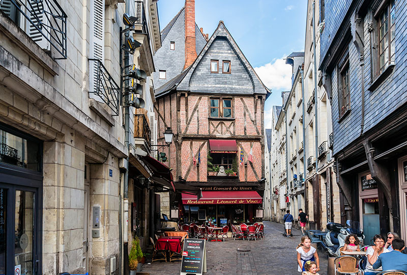 French citybreak : Explore Tours