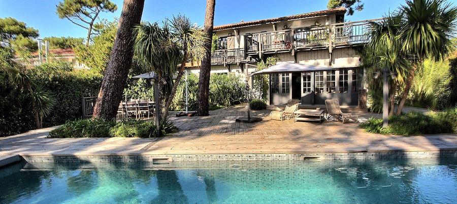 Magnifique villa au Cap Ferret